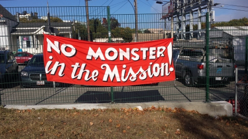 No Monster in the Mission