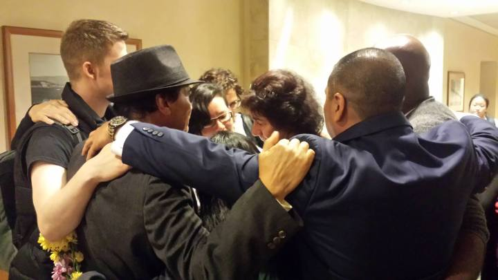 Closing COurt Day Embrace day one Trial