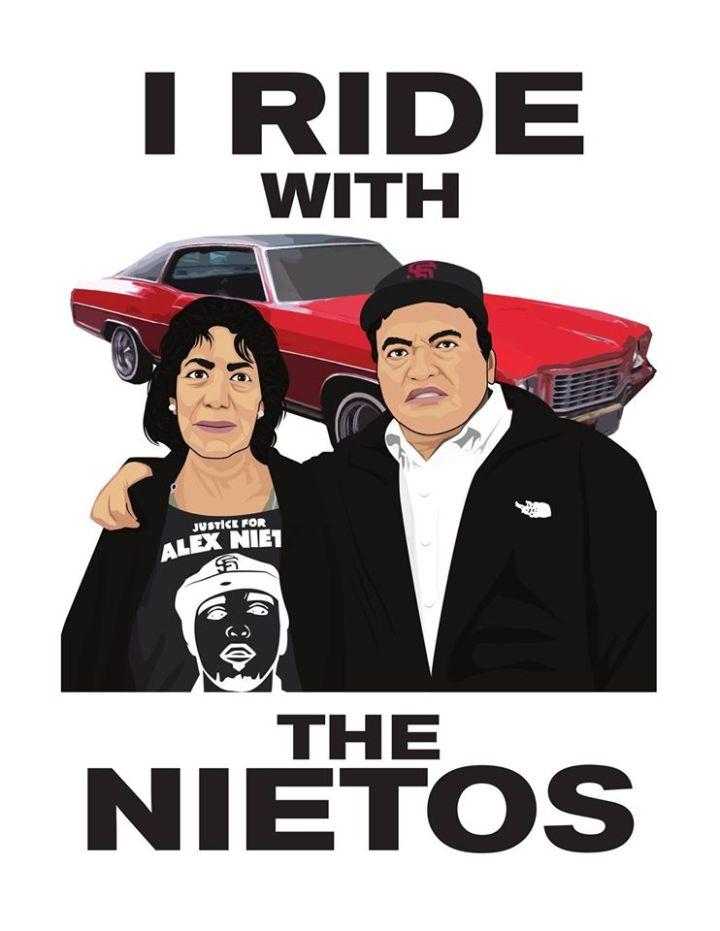 I Ride With the Nietos