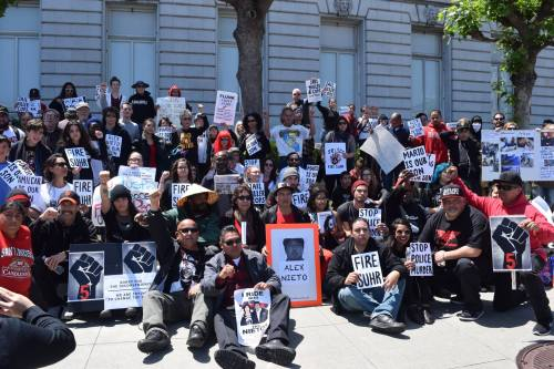 City Hall Strike