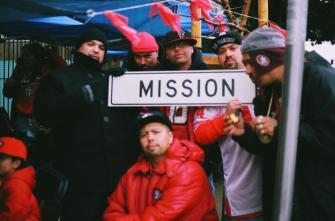San Fran Mission 49ers Superbowl Homies