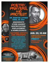 MLK, JR. Event