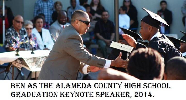 Alameda County Office of Education Keynote Speaker