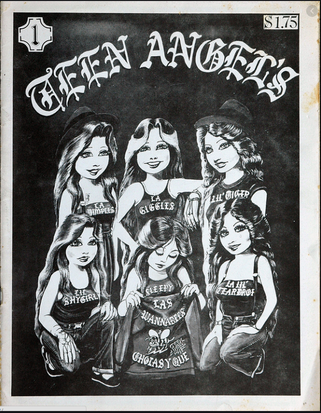Teen Angels Magazine