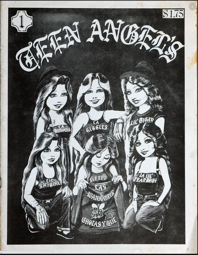 Teen Angels Magazine