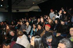 MCCLA Barrio Bushido Premiere Packed Crowd