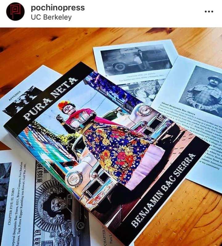 Pura Neta Pochino Press at UC Berkeley