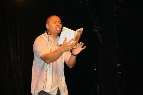 Reading Barrio Bushido Premiere MCCLA 2011